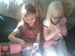 Tips for Teaching Children to Crochet