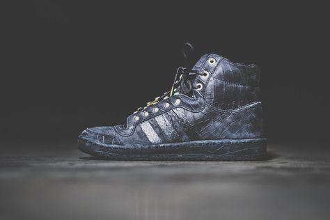 2 Chainz X Adidas Top Ten Hi 2 Good To Be T R U Sneaker
