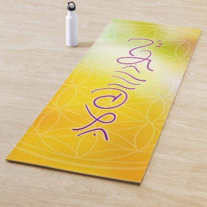 Cosmic Light Energy Art Yoga Yoga Mat Zazzle Com Light Energy Energy Art Art For Kids