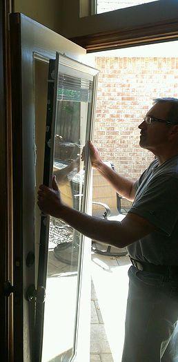 Videos Petdoor Glass Insert Dog Door American Dog Dogs