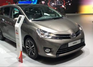 Toyota Corolla Verso 2017 Will Offer 7 Passenger Interior Corolla Verso Toyota Corolla Toyota