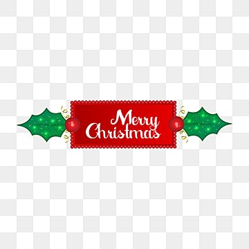 Merry Christmas Text Effect Holly Leaves Holiday Christmas Greeting Png And Vector With Transparent Background For Free Download Merry Christmas Text Christmas Text Holly Leaf