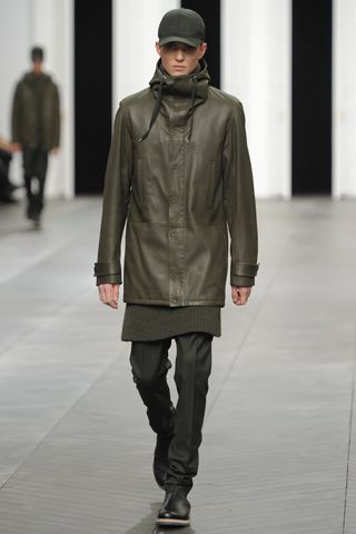 The one good look from Dior Homme A/W '12.