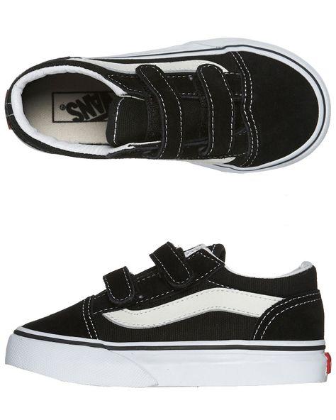 738beabee3 Vans Tots Old Skool Shoe - Black