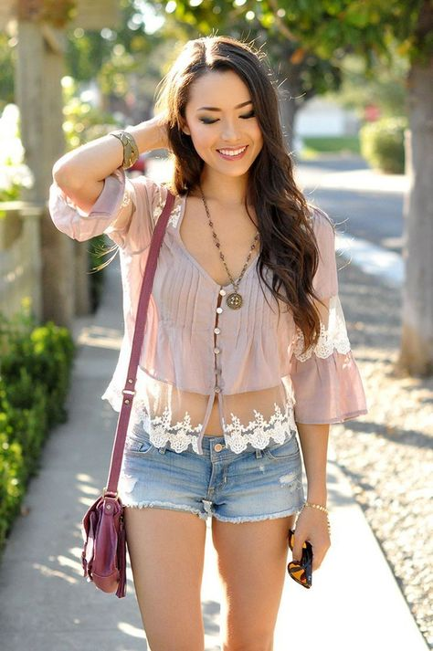 30+ Great Mix And Match Summer Outfits To Look Beautiful