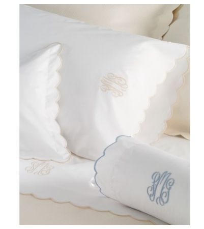 500TC Cuffed or Tailored Choice PAIR of Standard Pillowcases Egyptian Cotton