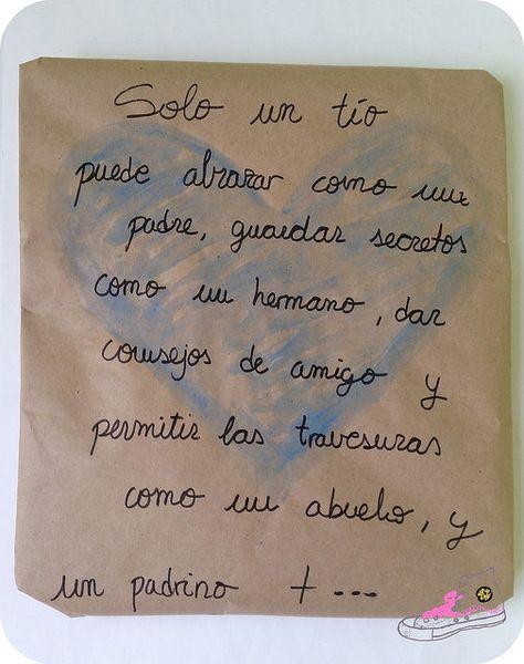 Packaging De Pascua Para Padrinos Molones Frases Bautizo