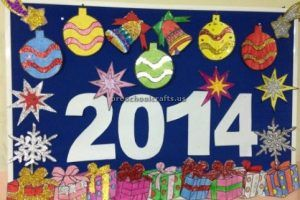 Happy New Year Bulletin Board Ideas 13