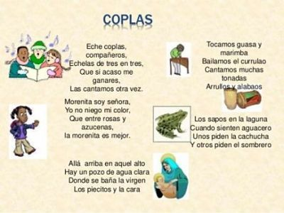 Coleccion Coplas Infantiles Coplas Infantiles Figuras Geometricas Para Preescolar Rimas Infantiles