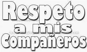 Imagenes De Respeto Animadas Dibujo 300x180 Respeto Dibujo Respeto Respeto Imagenes