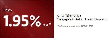 Enjoy Up To 1 95 P A Interest With Uob Fixed Deposit Fixeddeposits Singapore Deposit Savings Fdra Deposit Best Savings Account Savings Account Interest
