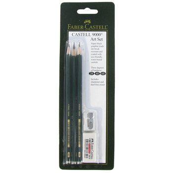 Faber Castell 9000 Pencil Art Set Faber Castell Pencil Art Art
