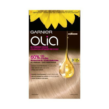 Garnier Olia No Ammonia Oil Powered Permanent Hair Colour 9g