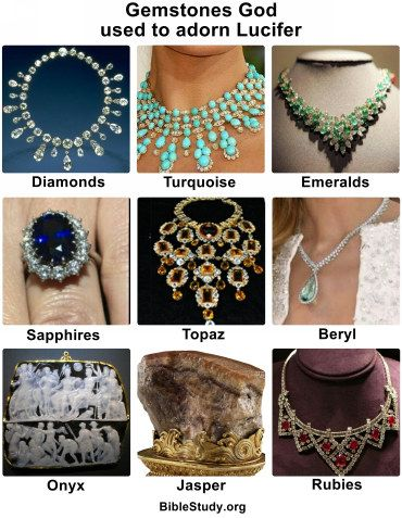 Gemstones Precious Stones Have And Will Play A Vital And Fascinating Role In The Bible Our Creator Long Before Man Gemstones Precious Stones Gold Value