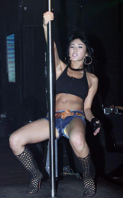 Naked indonesian porn model