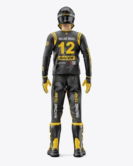 Download Motocross Jersey Mockup