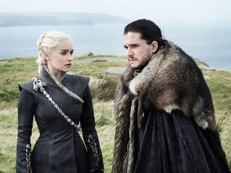 The 'Game of Thrones' Final Season Is Shaping Up to Be a