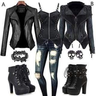 Punk femeie cauta)