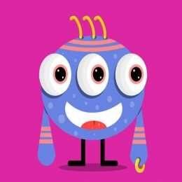 لعبة ذاكرة الوحوش الصغيرة اللطيفة Cute Little Monsters Memory Minions Character Kids
