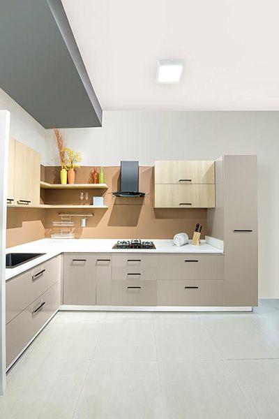Modular Kichen Quality Cabinets Construction Hardware Kitchen Design