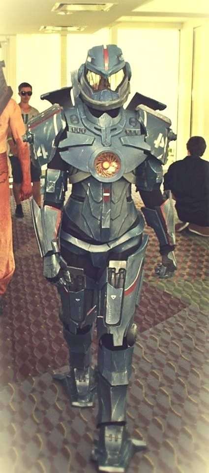 #&! Pacific Rim Cosplay! #Holy #$  Holy $