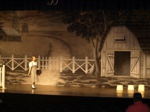 Jubilant Young Actors The Wizard Of Oz And Better Backdrops