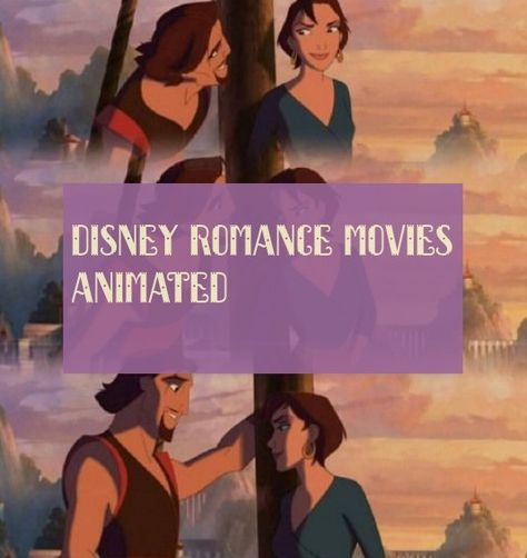 Disney Liebesfilme Animiert Movies Disney