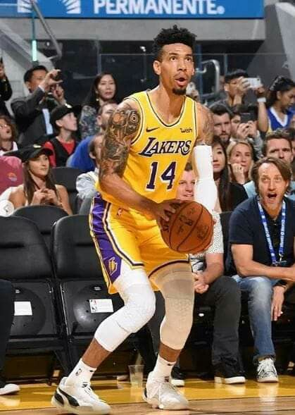 Danny Green Lakercrew Los Angeles Lakers Nba Players Lakers