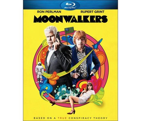 Moonwalkers [Blu-ray] [2015] - Best Buy