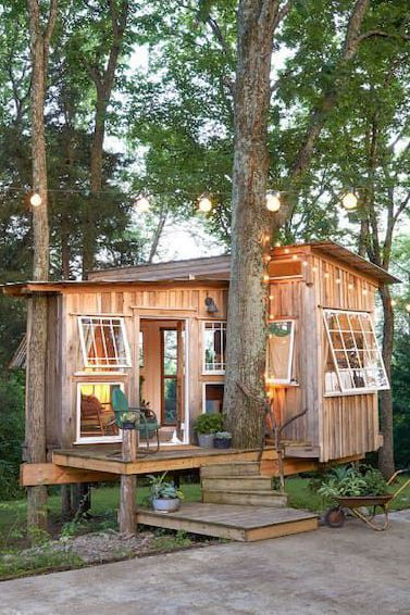 Anniversary Gift Ideas That Say Thanks For Putting Up With Me Cheap Tiny House Best Tiny House Tiny House Design