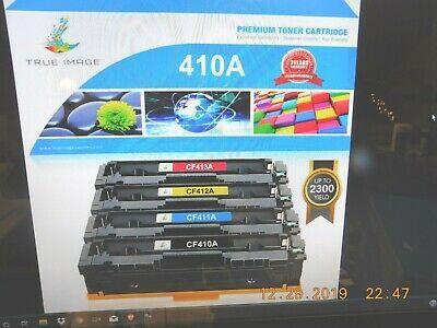Ebay Link Ad 4 Toner For Hp 410a Cf410a Color Laserjet Pro Mfp M477fnw M477fdw M477fdn M452dn Color