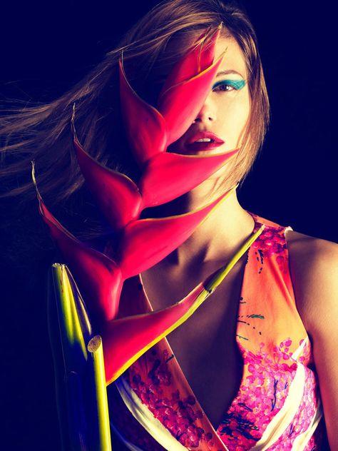 flower prop