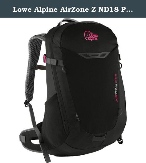 lowe alpine backpack travel cover tote bag