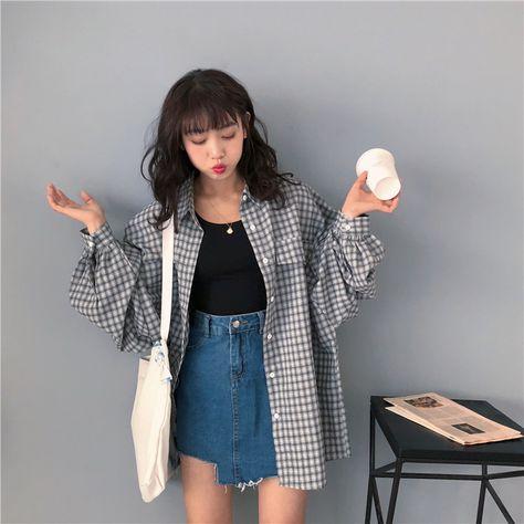 Daily All-match Harajuku Cute Womens Clothing