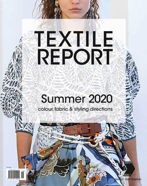 Textile Report -Magazine Subscription (France) - (Print Edition)