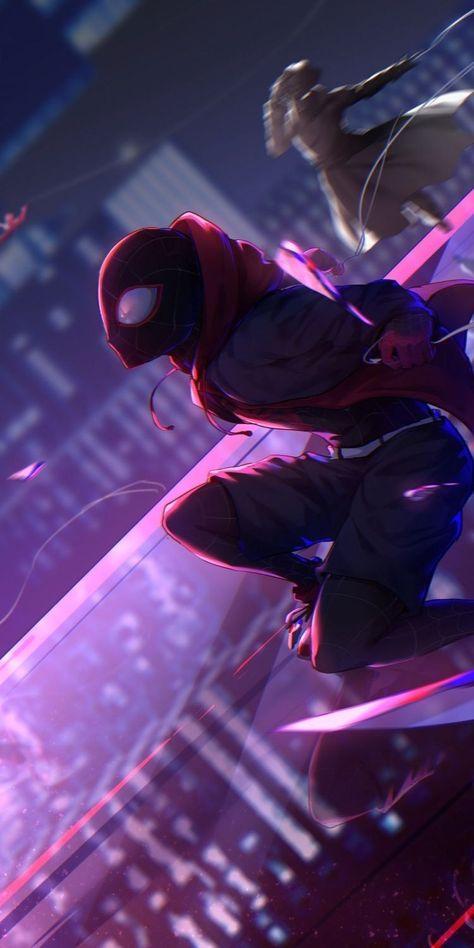 Strange Harbors Film Review   Spider-Man: Into the Spider-Verse