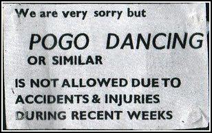 136 Pogo Dancing With Images Pogo Dance Post Punk