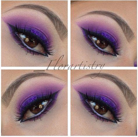Purple and Plum Glitter – Violet Voss Cosmetics