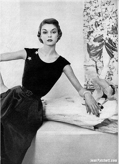 6d335402b6 Jean Patchett | The Models: Jean Patchett | Fashion, Fifties fashion ...