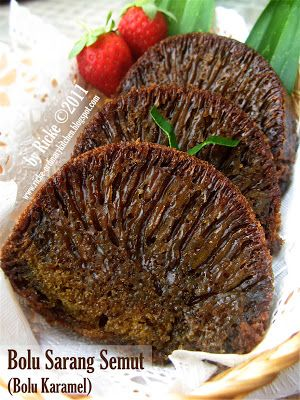 Just My Ordinary Kitchen Bolu Sarang Semut Bolu Karamel Kue Mentega Makanan Manis Karamel