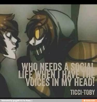 poor Toby  I'd hug him but idk if he's fond of hugs    Also he'd