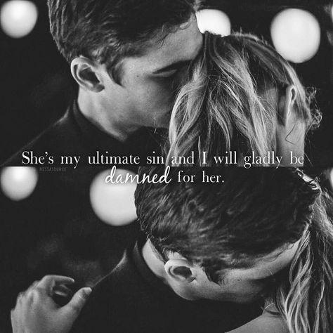 "Hessa Source FR🇫🇷|EN🇬🇧 on Instagram: ""✧ 𝐍𝐞𝐰 : She's my ultimate sin and I will gladly be damned for her.. ✨ - 𝙘𝙧𝙚𝙙𝙞𝙩 𝙞𝙛 𝙮𝙤𝙪 𝙪𝙨𝙚 𝙢𝙮 𝙚𝙙𝙞𝙩 - __ ✧ 🇫🇷 : Elle est mon péché ultime et…"""