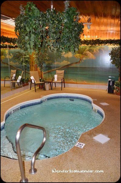 Sybaris Pool Suites Pool Suites Outdoor