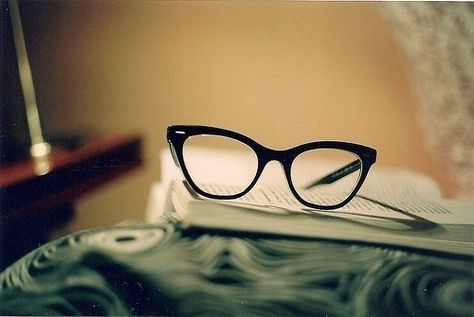 books, geeky, glasses, photography