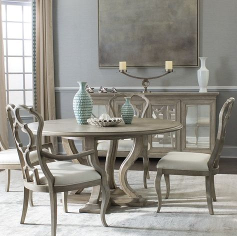 Marquesa Dining Table Round Dinning Room Table Dinning Room