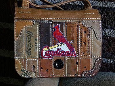 baseballmoms Custom Clutch/Purse Built From...