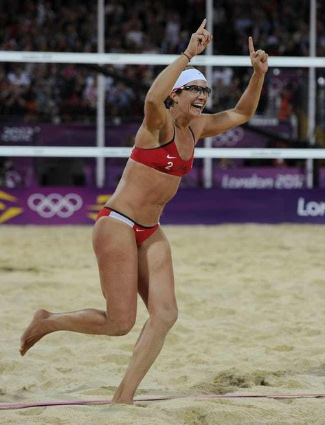 Famous Female Beach Volleyball Players