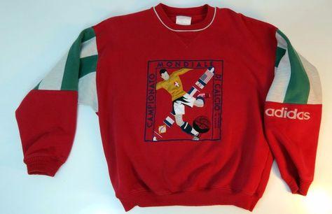 adidas italian sweater