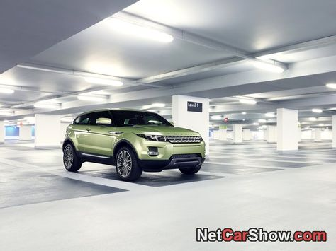 Land Rover Range Rover Evoque picture # 19 of 121, Front Angle, MY 2011, size: 1600x1200