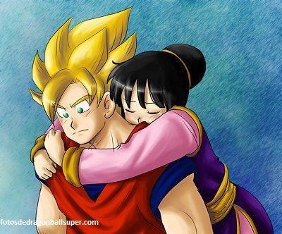 Descargar Imagenes De Goku De Amor Con Estilo Muy Romanticas Paperblog Imagenes De Goku Dragones Goku